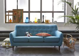 canap la redoute canapé bleu la redoute intérieur