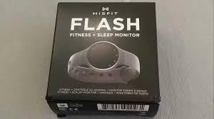 unboxing misfit flash youtube