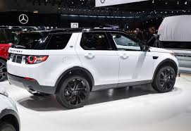 land rover suv price all new land rover discovery turns up the tech factor