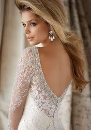 wedding dress sleeve lace on net and swarovski crystals wedding dress style 1321