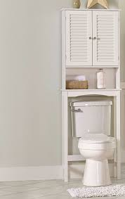 bathroom space saver for bathroom over toilet etagere