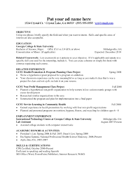 Elementary Education Resume Sample by Sample Resume For Assistant Professor Position Free Resume
