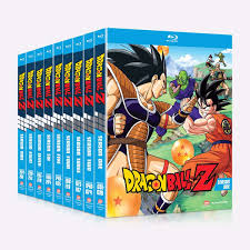 Dragon Ball Season Season Bundle Video