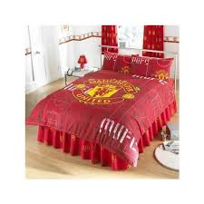 Manchester United Bed Linen - modern manchester united interior bedroom decoration theme man utd