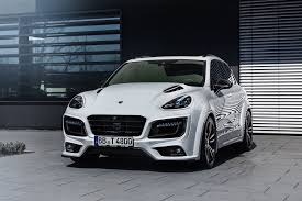 porsche jeep techart boosts porsche u0027s cayenne turbo s up to 720 horsepower