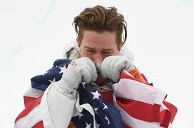 medal gold hair products shaun white wins gold with medal run at 2018 winter olympics time