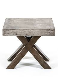 concrete and wood outdoor table image result for concrete table with wood top home pinterest