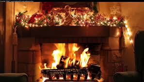 free christmas fireplace screensavers u2013 happy holidays