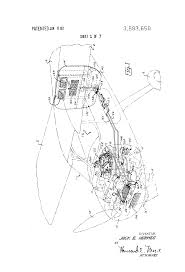 patent us3583658 single engine aircraft air conditioning system