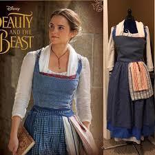 Belle Halloween Costume Blue Dress 288 Beauty U0026 Beast Images Beauty