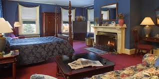Fireplace Room by North Conway Hotel Rooms Stonehurst Manor