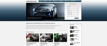 best 15 wordpress car dealer templates