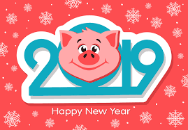 Free Happy New Year 2019 Clipart  Download Free New year 2019 Clip