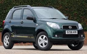 Daihatsu Suv Daihatsu Terios Kiri Edition Review Top Speed