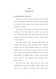 membuat latar belakang kti karya tulis ilmiah es krim biji durian