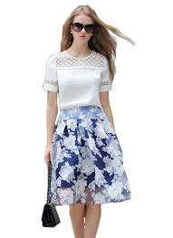skirt and blouse cheap lace blouse and skirt find lace blouse and skirt deals on