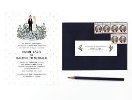Prince William Wedding Invitation Card Watercolor Wedding Invitations Cute Unique Wedding Invitation