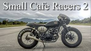 Small 2 by Small Cafe Racers 2 125cc Keeway Stallions Mash Bajaj