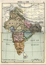India Political Map British Colonial India U2014 Political And Miitary History