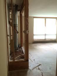 hyman avenue remodel demolition process anne grice interiors