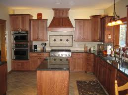 Oak Kitchen Cabinet by Quarter Sawn Oak Kitchen Cabinets 7039