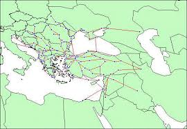 Ottoman Trade H Net Discussion Networks H Re Trade Routes In The Ottoman