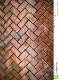 brick pavers covered in grime royalty free stock image image
