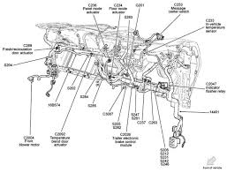 ford wiring schematic with blueprint 2005 f150 wenkm com