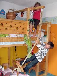 Schlafzimmer Bett Mit Erbau Hochbett Mitwachsend Billi Bolli Kindermöbel