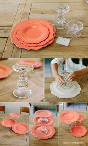 cheap wedding cake stands crafty finds for your inspiration no 8 tack anna and cake
