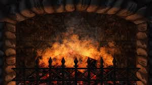 3d realistic fireplace screen saver free download