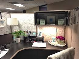 Work Desk Decoration Ideas Fascinating Cubicle Decorations For Work 55 In Home Decorating