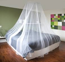 Lace Bed Canopy White Lace Bed Canopy Mosquito Nets Amazon Co Uk Baby