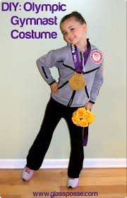 marty mcfly costume spirit halloween diy olympic gymnast costume gymnasts olympics and halloween