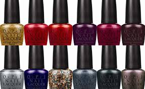 polish hound press release opi james bond skyfall collection