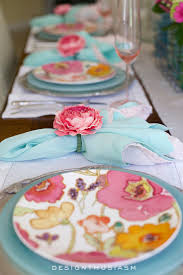 Summer Table Decorations 190 Best Tablescapes Designthusiasm Images On Pinterest
