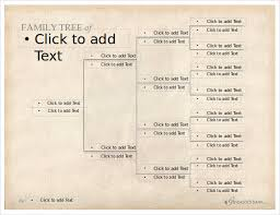 powerpoint family tree template download expin franklinfire co