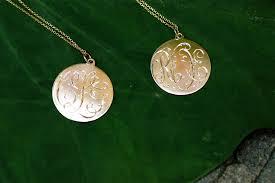 monogram pendants monogram pendants dunay joaillier