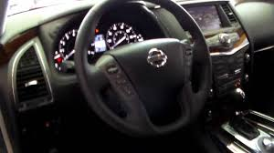 2017 nissan armada platinum interior 2017 nissan armada exterior and interior youtube