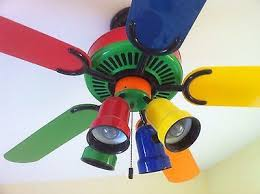 Best Kids Ceiling Fans With Lights Images On Pinterest - Kids room fans