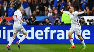 spanish premier league table france vs spain international friendly 2017 as it happened match