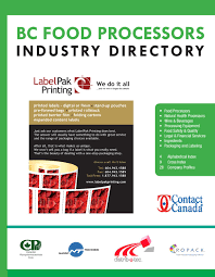 bc food processors directory by contact canada issuu