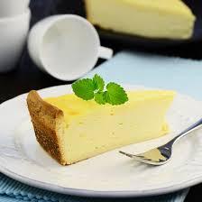 recette gâteau au fromage blanc diététique