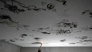 Ceiling Art Olivier Kosta Théfaine And His Magic Lighter Yatzer