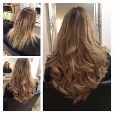 Wedding Hair Extensions Before And After by Hair Extensions Nuala Morey