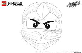 lego ninjago coloring pages to print arterey info