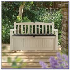 Garden Storage Bench Uk White Outdoor Bench Seat With Storage Bench Home Decorating