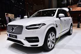 Volvo Prices Xc90 T8 Twin Engine In Us From 68 100 Deliveries