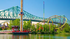 Six Flags Highest Ride Theme Parks Pictures View Images Of La Ronde Six Flags