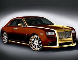 the rolls royce ghost fenice series comes in at a sweet 3